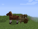 [1.7.10] Cart, Loom and Wheel Mod Download