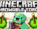 [1.9.4] Throwable Torch Mod Download