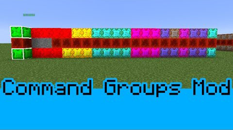 bb083  Command Group Mod [1.8] Command Group Mod Download