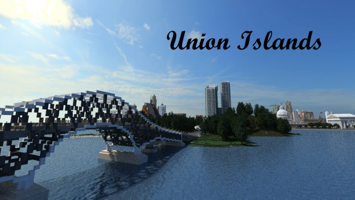 e8859  Union Islands Map [1.8] Union Islands Map Download