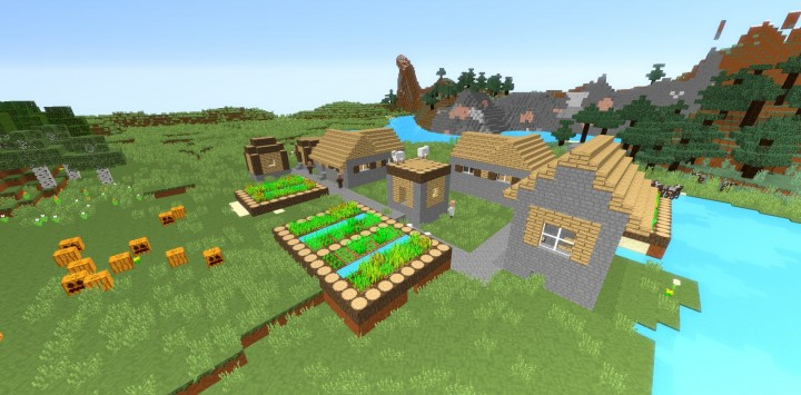 ef010  Coola1s resource pack 5 [1.9.4/1.8.9] [16x] Coola1's Texture Pack Download