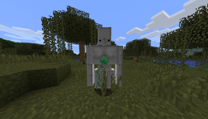 golem8989394 [1.9.4/1.8.9] [32x] Blocky Mobs Texture Pack Download