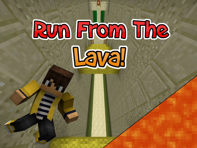 150d1  Super Lava Run Map 1 [1.8] Super Lava Run Map Download