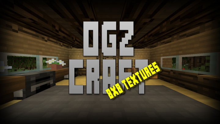 1cover91601229172261 [1.10] [8x] OGZCraft Texture Pack Download