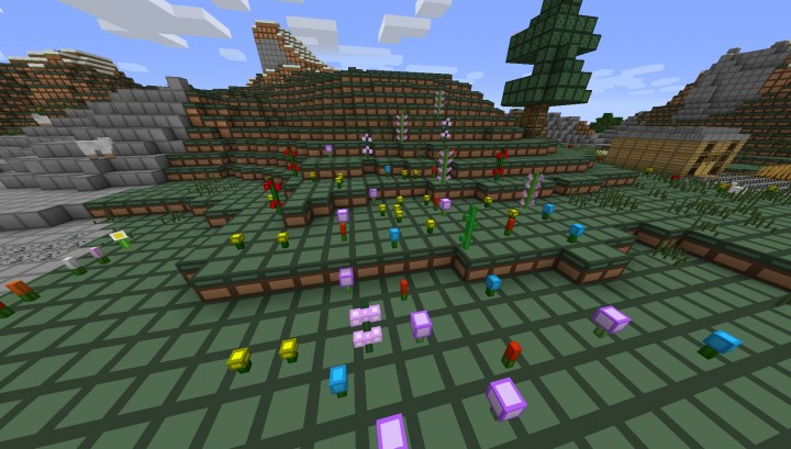 3997c  Kleneex 3d resource pack 4 [1.9.4/1.8.9] [32x] Kleneex 3D Texture Pack Download