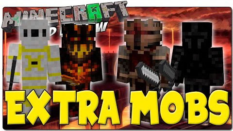 3edb6  Extra Mobs Mod [1.7.10] Extra Mobs Mod Download