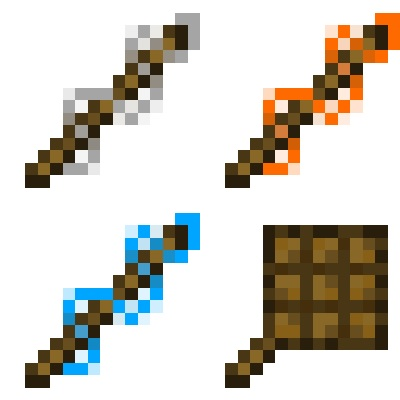 [1.7.10] Magical Stick Mod Download