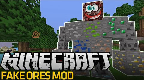 67e8c  Fake Ores 2 Mod [1.9.4] Fake Ores 2 Mod Download