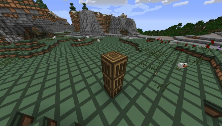 94cd8  Kleneex 3d resource pack 2 [1.9.4/1.8.9] [32x] Kleneex 3D Texture Pack Download