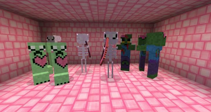 Скачать красивые текстуры для Minecraft 1.8.8