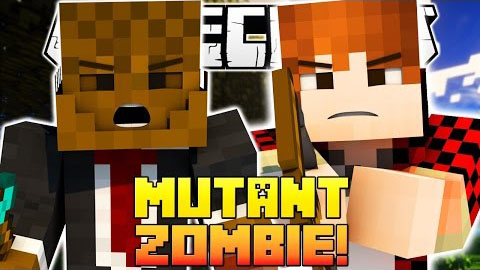 a12f3  Mutant Zombie Map [1.8] Mutant Zombie Map Download