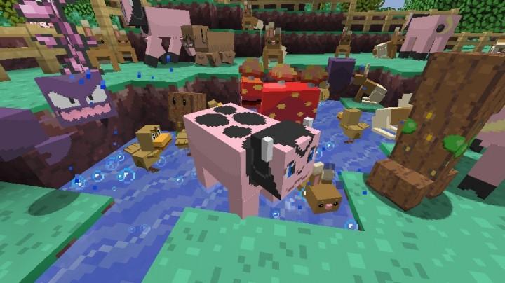 a489c  Digletts mine resource pack 1 [1.9.4/1.8.9] [16x] Diglett's Mine Texture Pack Download