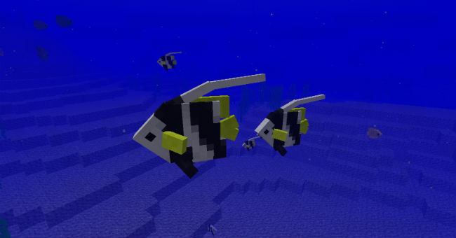 b1381  Aquatic Abyss Mod 10 [1.7.10] Aquatic Abyss Mod Download