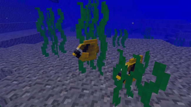 b1381  Aquatic Abyss Mod 8 [1.7.10] Aquatic Abyss Mod Download
