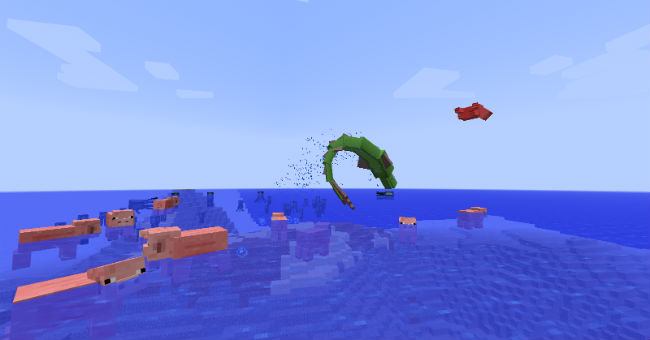 bb840  Aquatic Abyss Mod 1 [1.7.10] Aquatic Abyss Mod Download
