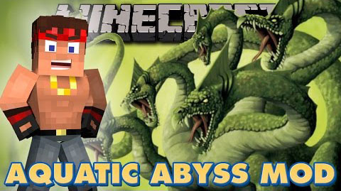 bb840  Aquatic Abyss Mod [1.7.10] Aquatic Abyss Mod Download