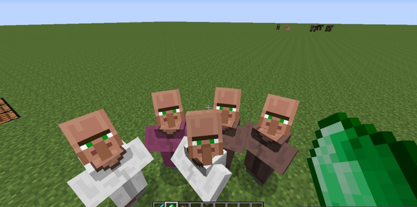vlrn mpmc1 [1.7.2] Villagers Need Emeralds Mod Download