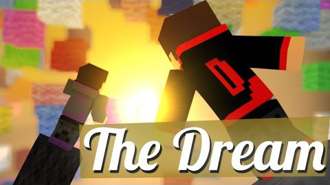 01cdc  Dream Parkour Map [1.8] Dream Parkour Map Download