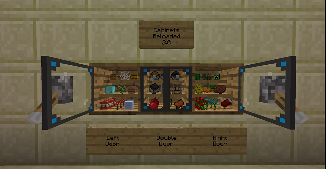 095ef  Cabinets Reloaded Mod 2 [1.8] Cabinets Reloaded Mod Download