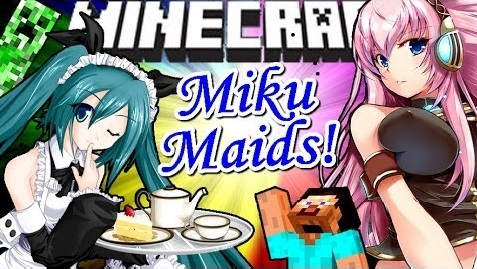 1 8] Vocaloid Mod Download | Minecraft Forum