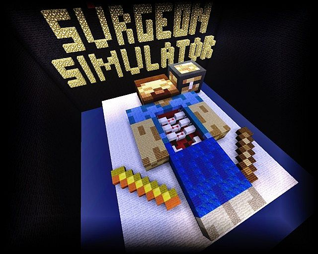 2f9e4  Surgeon Simulator Map 7 [1.8] Surgeon Simulator Map Download