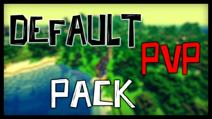 61796  Default pvp resource pack [1.9.4/1.8.9] [16x] Default PvP Texture Pack Download