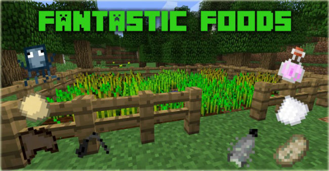 69988  Fantastic Foods Mod 1 [1.8] Fantastic Foods Mod Download