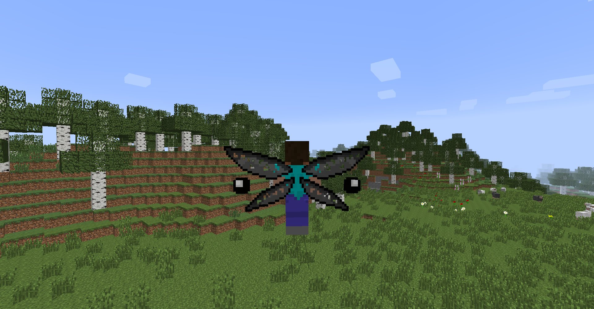 alfheim2 [1.7.10] The Wings of Alfheim Mod Download