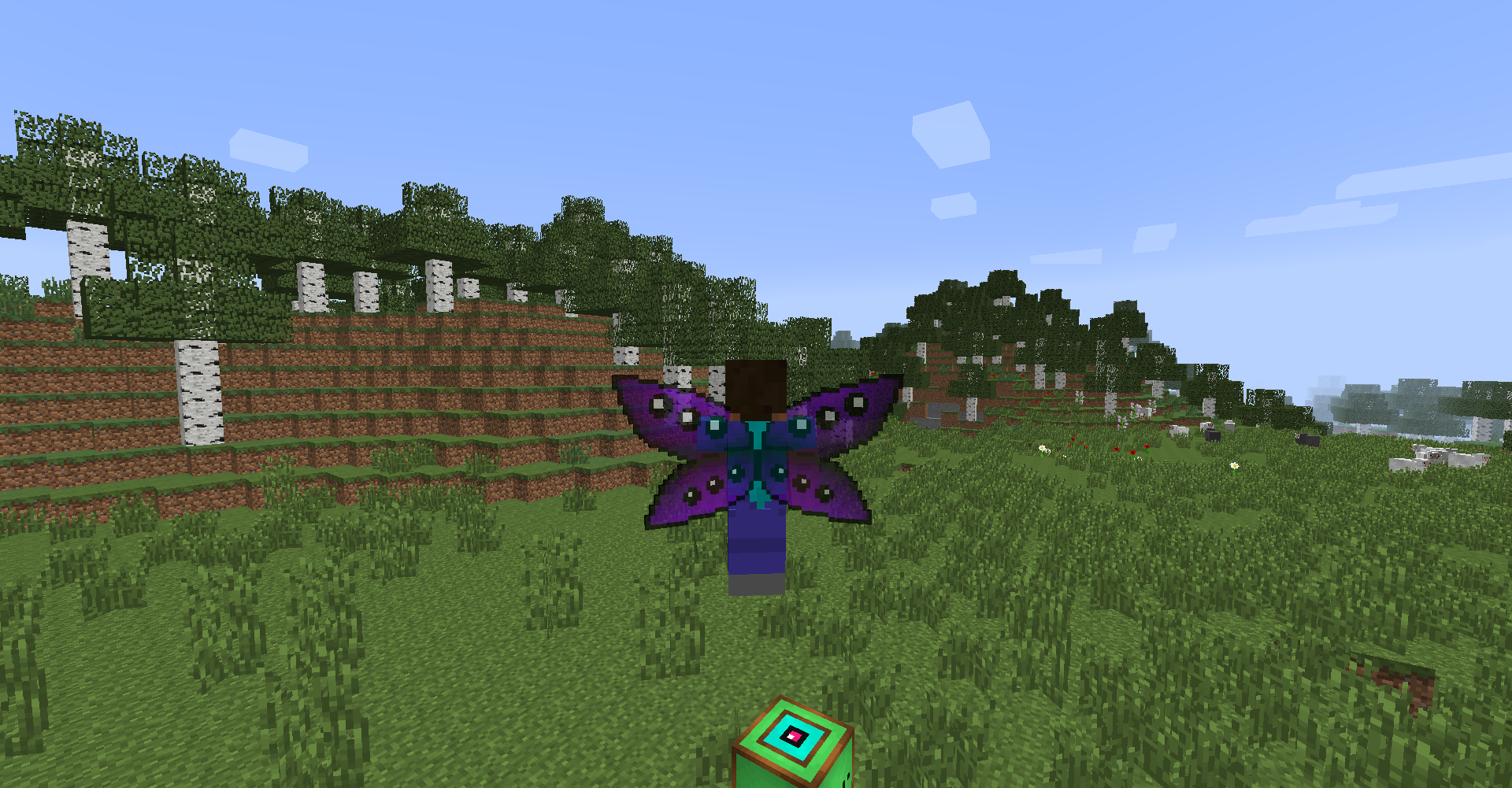 alfheim3 [1.7.10] The Wings of Alfheim Mod Download