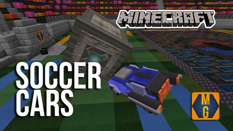 bc90f  Soccer Cars Map [1.8] Soccer Cars (Rocket League) Map Download