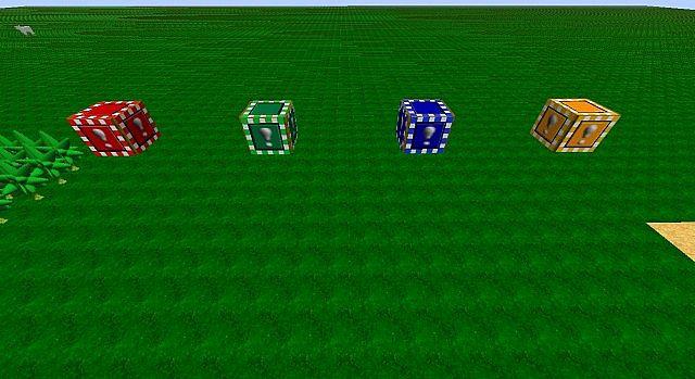 d586f  Super mario 64 resource pack 6 [1.9.4/1.9] [32x] Super Mario 64 Texture Pack Download