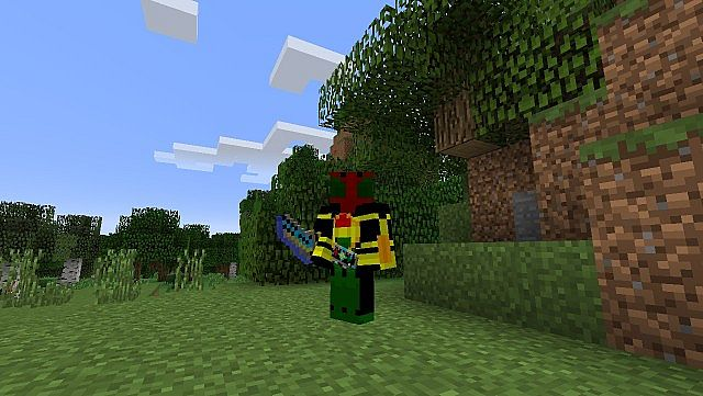 fda6b  Kamen Rider Craft 2 Mod 3 [1.7.10] Kamen Rider Craft 2 Mod Download