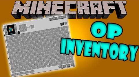 ffb4b  Overpowered Inventory Mod [1.8] Overpowered Inventory Mod Download
