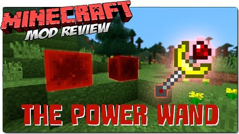 08b16  The Power Wand Mod [1.8] The Power Wand Mod Download