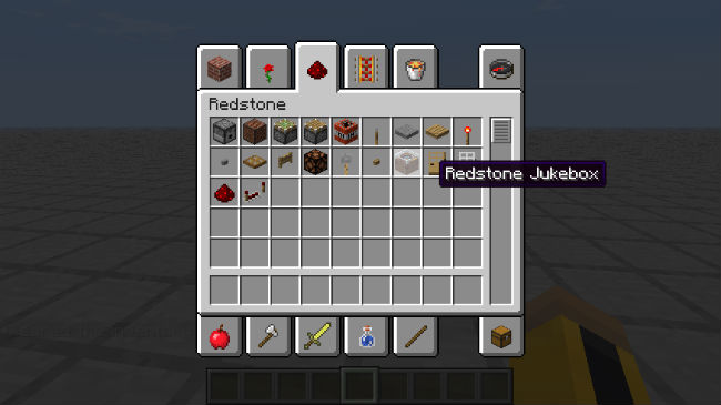 19e04  Redstone Jukebox Mod 7 [1.9] Redstone Jukebox Mod Download
