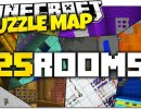 [1.8] 25 Rooms Puzzle Map Download
