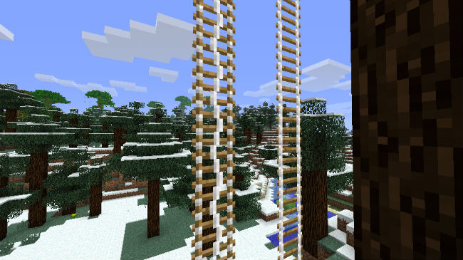 348e5  Extendable Ladders Mod 2 [1.7.10] Extendable Ladders Mod Download