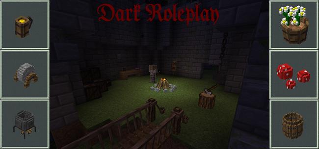 5b0d6  Dark Roleplay Mod 3 [1.8.9] Dark Roleplay Mod Download