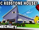 [1.8/1.7.10] Redstone House Map Download