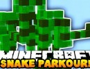 [1.8] Twisty Snake Parkour Map Download
