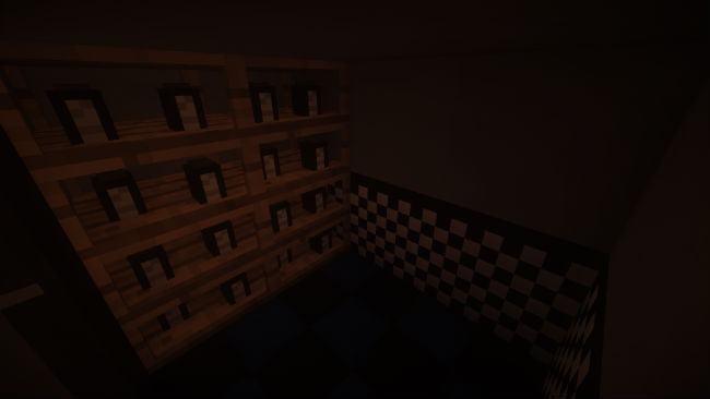b3f0b  Five nights at freddys with 3d models map 10 [1.8] Five Nights At Freddy's with 3D Models Map Download