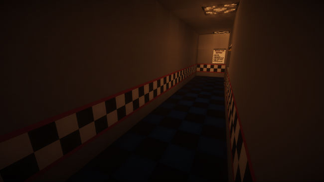 b3f0b  Five nights at freddys with 3d models map 12 [1.8] Five Nights At Freddy's with 3D Models Map Download