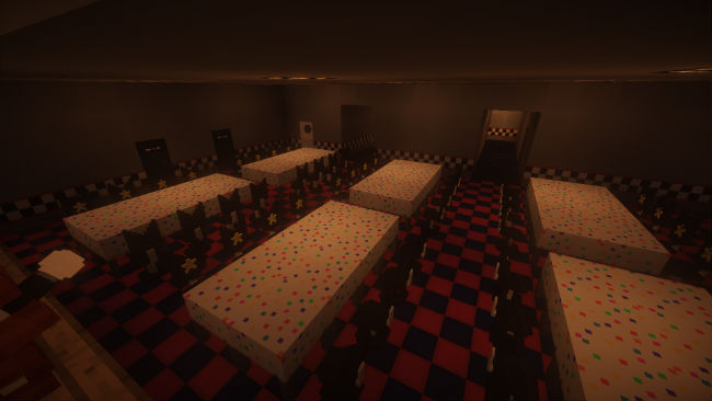 b3f0b  Five nights at freddys with 3d models map 4 [1.8] Five Nights At Freddy's with 3D Models Map Download