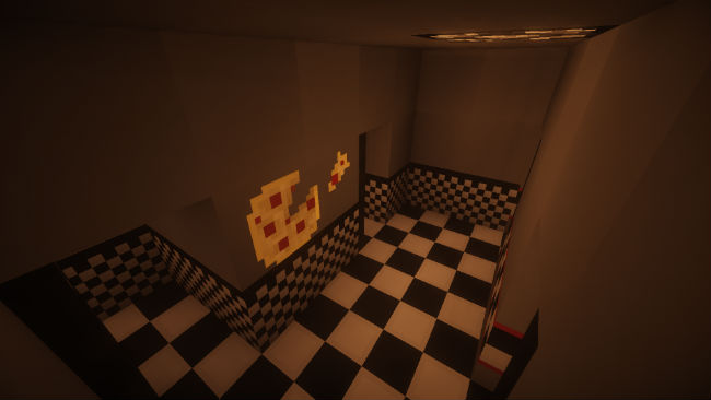 b3f0b  Five nights at freddys with 3d models map 6 [1.8] Five Nights At Freddy's with 3D Models Map Download