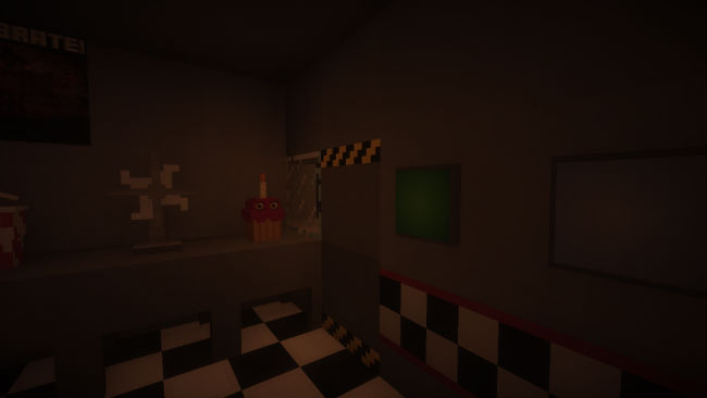 b3f0b  Five nights at freddys with 3d models map 8 [1.8] Five Nights At Freddy's with 3D Models Map Download