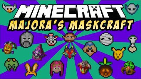 dba8a  Maskcraft Mod [1.7.10] Maskcraft Mod Download