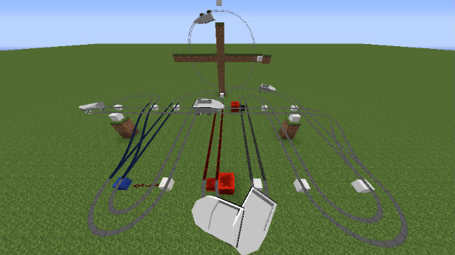 0ee9c  ExRollerCoaster Mod 1 [1.7.10] ExRollerCoaster Mod Download