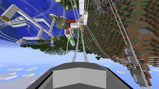 0ee9c  ExRollerCoaster Mod 4 [1.7.10] ExRollerCoaster Mod Download