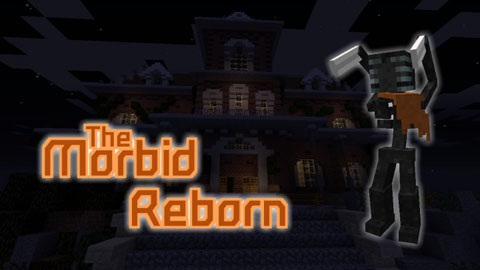 10857  The Morbid Reborn Mod [1.7.10] The Morbid Harvester Reborn Mod Download