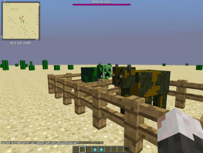 108f3  Elemental Cows Reborn Mod 1 [1.8] Elemental Cows Reborn Mod Download